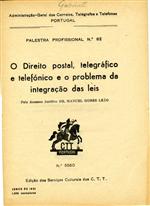 O direito postal, telegrafico e telefónico e o problema da integração das leis.pdf